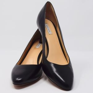 COLE HAAN High Heel Shoes Classic Black Pumps 9B